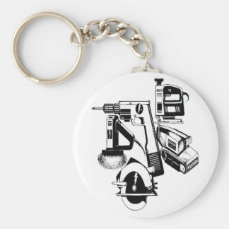 POWER TOOLS KEYCHAINS