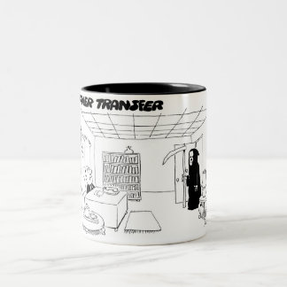Power Transfer Two-Tone Coffee Mug