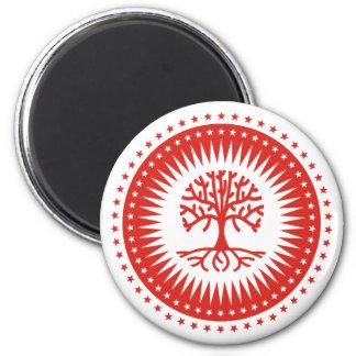Power Tree 2 Inch Round Magnet
