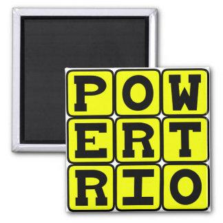 Power Trio, Music Genre Magnet