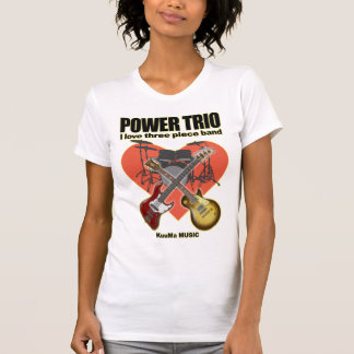 POWER trio Tee Shirt