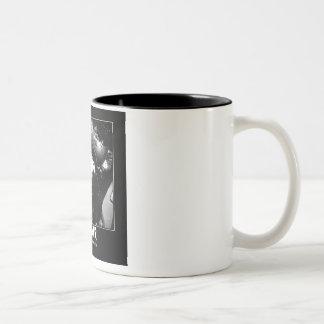 Power Two-Tone Coffee Mug