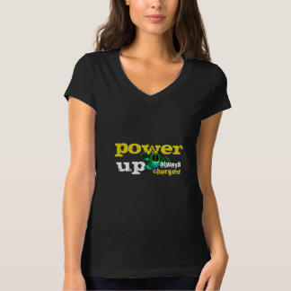 Power Up Always Charged T-Shirt