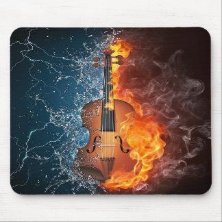 Power Violin Mousepad