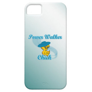 Power Walker Chick #3 iPhone 5 Cover