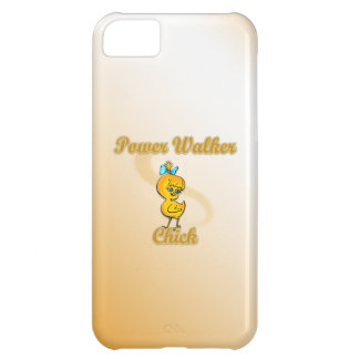 Power Walker Chick Case For iPhone 5C