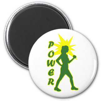 Power Walker Magnet