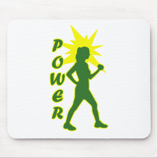 Power Walker Mouse Pad