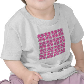 POWER WORD GIRL PINK T-SHIRTS