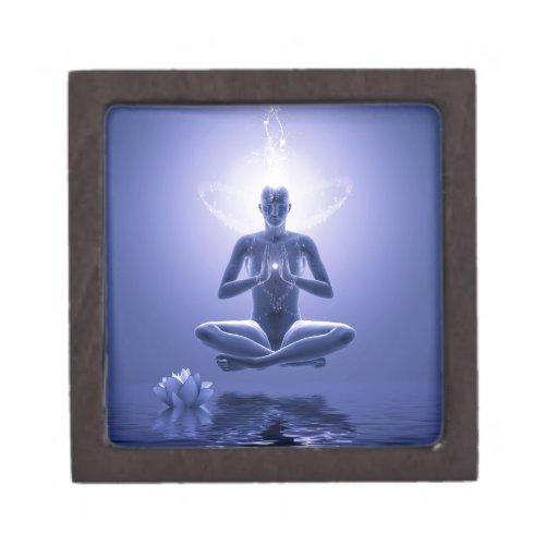 Power Yoga Premium Jewelry Box