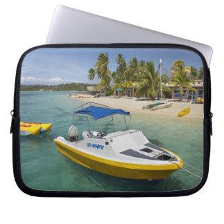 Powerboat and banana boat computer sleeve
