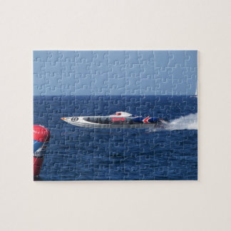 Powerboat Puzzles