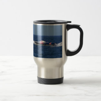 Powerboat Travel Mug