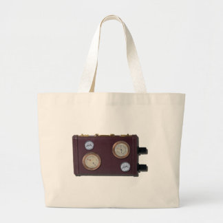 PowerBriefcase012915.png Large Tote Bag