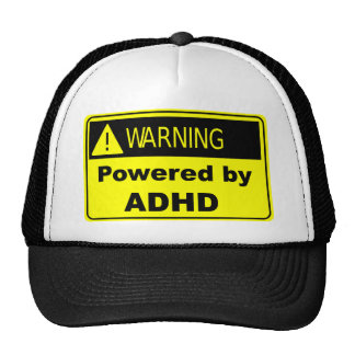 Powered by ADHD Mesh Hats