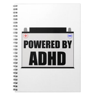 Powered By ADHD Notebook
