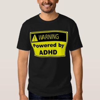 Powered by ADHD Shirt