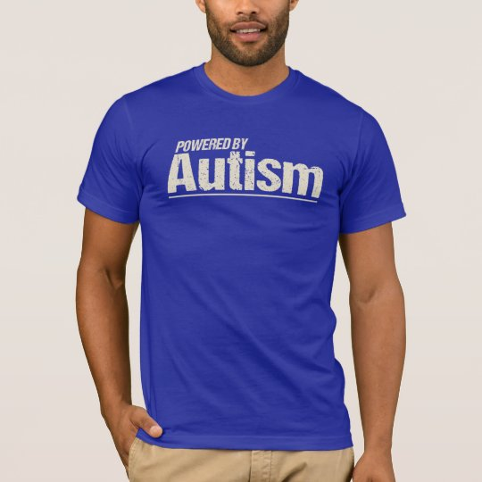 Powered By Autism Shirt