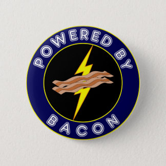 Powered By Bacon Button
