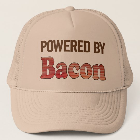 Powered by Bacon Hat