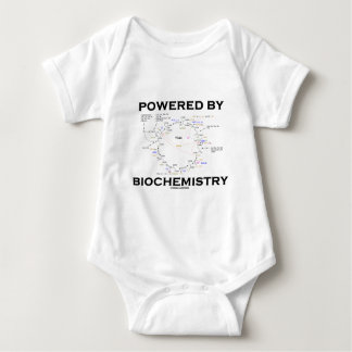 Powered By Biochemistry (Krebs Cycle) T Shirts