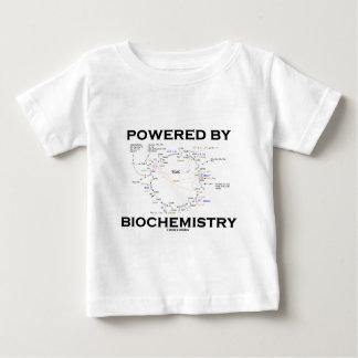 Powered By Biochemistry (Krebs Cycle / TCAC) Baby T-Shirt