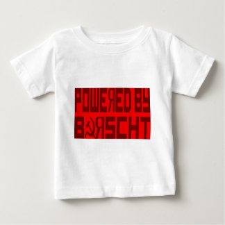 Powered by Borscht Baby T-Shirt