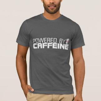 POWERED by CAFFEINE Tee