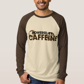 Powered by Caffeine Tee Shirt