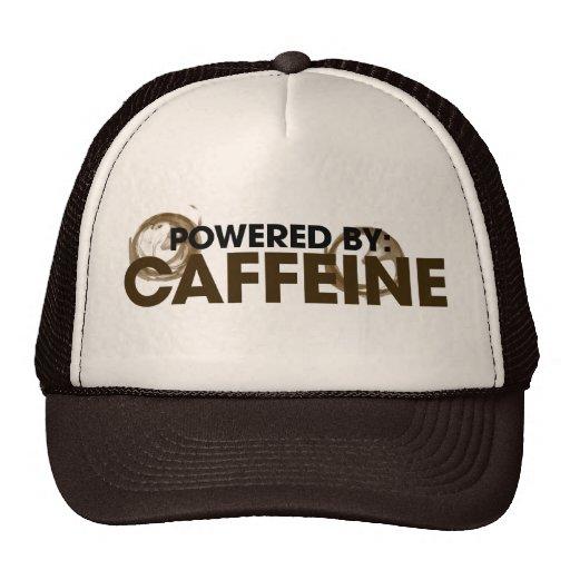 Powered by Caffeine Trucker Hat