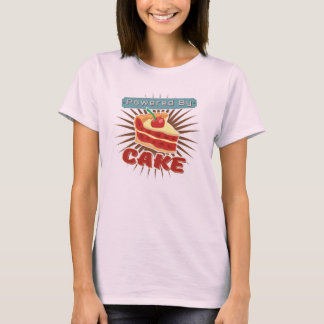 Powered by Cake T-Shirt