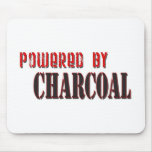 Powered By Charcoal Mousepads
