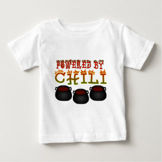 Powered By Chili Baby T-Shirt