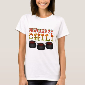 Powered By Chili T-Shirt