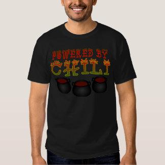 Powered By Chili Tshirts
