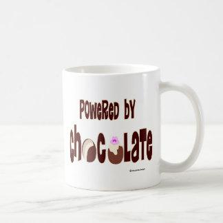 Powered by chocolate coffee mugs
