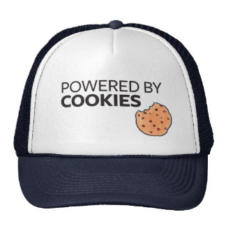 Powered by Cookies Trucker Hat