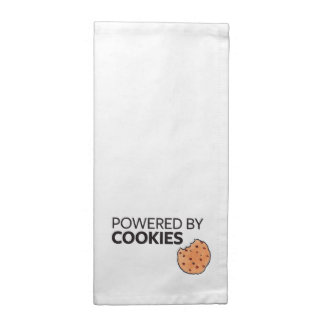 Powered by Cookies Napkins