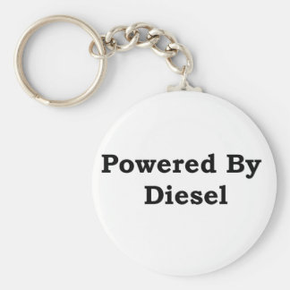 Powered By Diesel Keychains