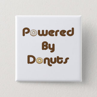 Powered By Donuts Button