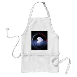 POWERED BY Gentoo Linux Adult Apron