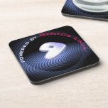 Powered by GENTOO LINUX Logo Coaster