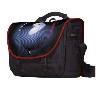 Powered by GENTOO LINUX Logo Laptop Computer Bag