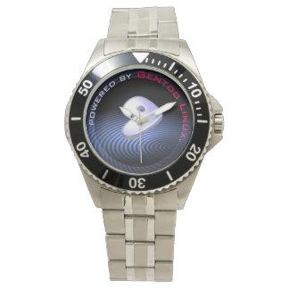 POWERED BY Gentoo Linux Wrist Watch