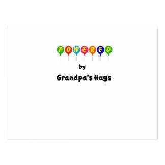 Powered by Grandpa's Hugs Postcard