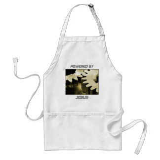 Powered By Jesus Apron