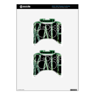 Powered by KALE Xbox 360 Controller Skin