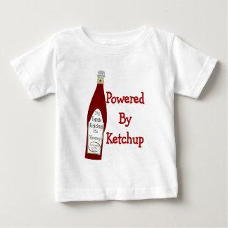 Powered By Ketchup T Shirts