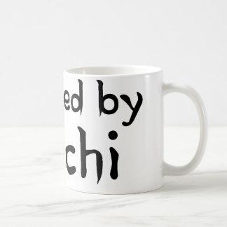 POWERED BY KIMCHI COFFEE MUG
