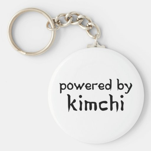 POWERED BY KIMCHI KEY CHAINS